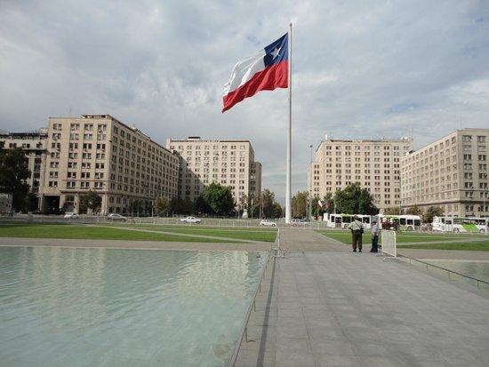 Plaza de la Constitucion : Emocionante ...