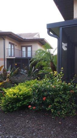 Liki Tiki Village : our Villa