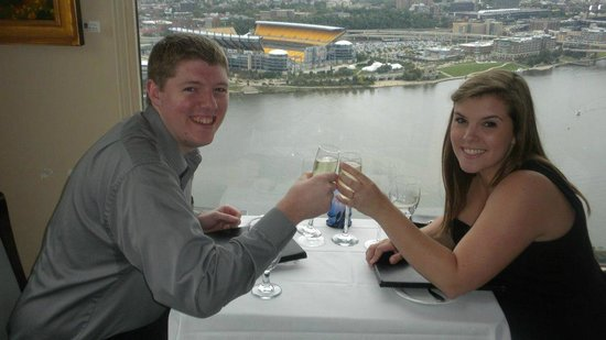 Isabela on Grandview: Just got engaged!