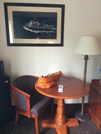 Holiday Inn Express Mackinaw City: 105