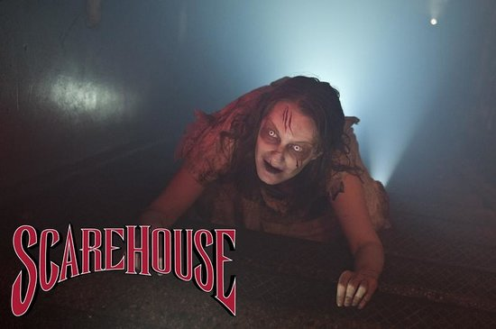 The ScareHouse: ScareHouse, America's Legendary Haunted House, located in Pittsburgh.