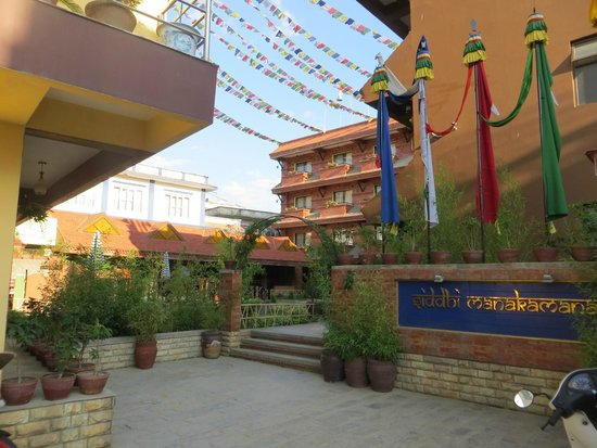 Hotel Siddhi Manakamana: Siddhi Manakamana