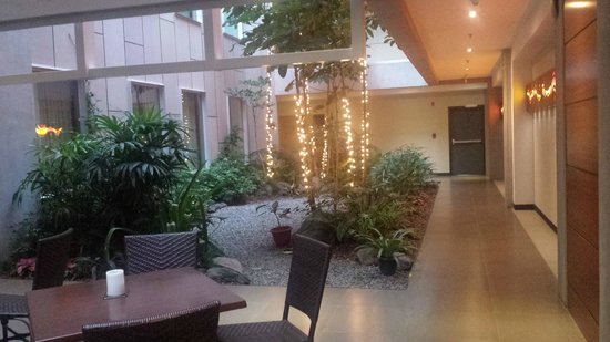 Isla Verde Hotel : Common area