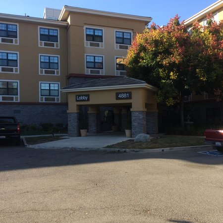 Extended Stay America - Orange County - John Wayne Airport : Outside of Building