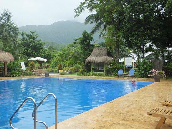 Pool - Daluyon Beach and Mountain Resort: ..