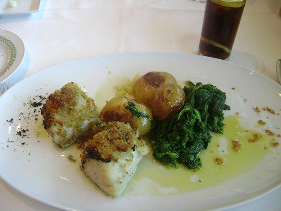 Cafetaria El Corte Ingles: Comida gostosa