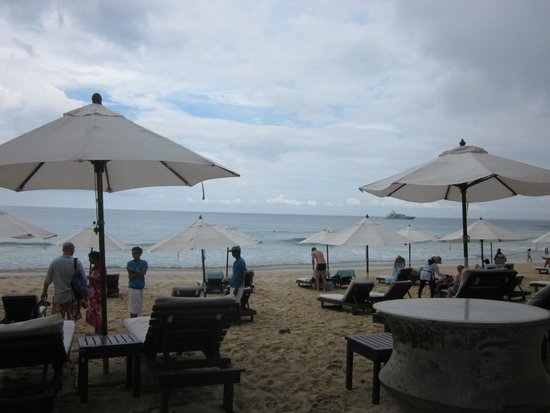 Catch Beach Club: View of the water