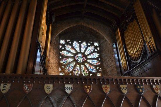 St. Michael's Mount: The Chapel