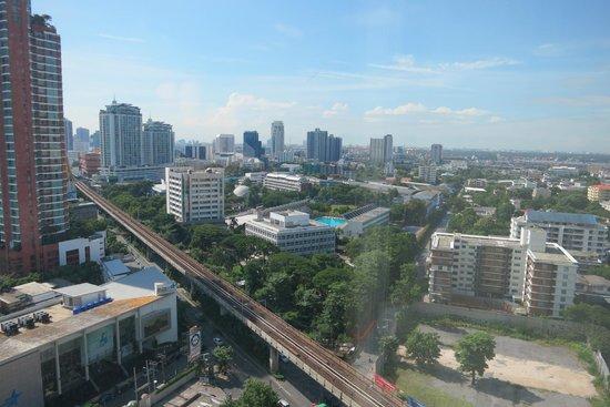 Marriott Executive Apartments Bangkok, Sukhumvit Thonglor: View from room