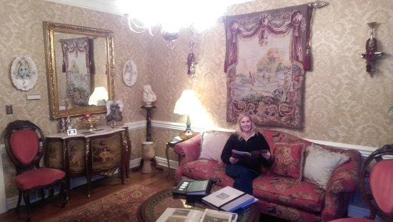 A Georgian Manner B&B : Nice place to review some hotel history