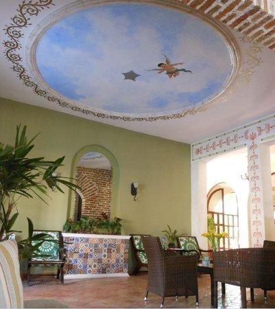Guaycura Boutique Hotel Beach Club & Spa: Lobby