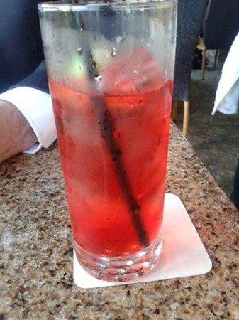 Village Grille: Vodka and Cran
