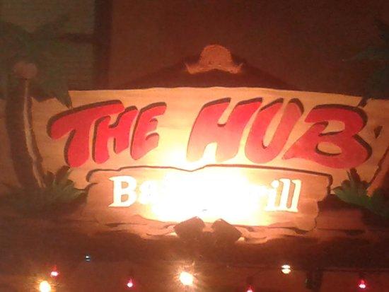 The Hub Baja Grill : the hub
