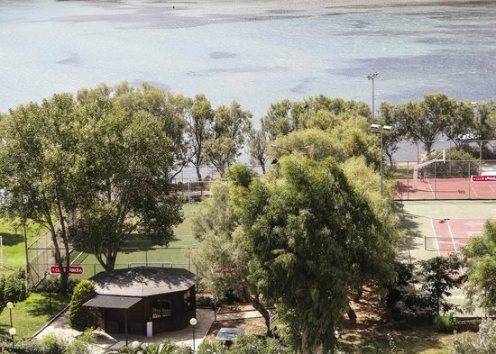 Mare Nostrum Thalasso Hotel: View from the room