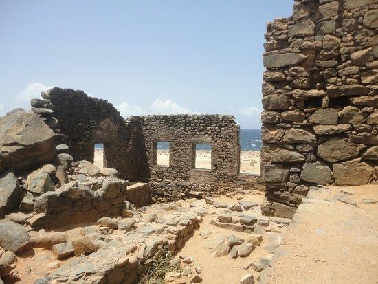 Balashi Gold Mill Ruins: Ruínas Balashi