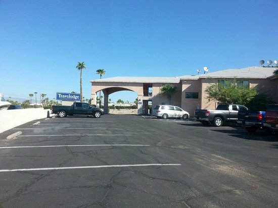 Lake Havasu Travelodge: Great stay for a good price!