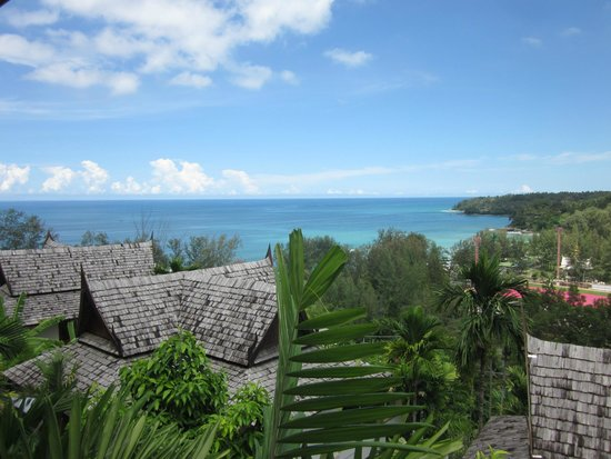 Ayara Hilltops Boutique Resort & Spa: View from our room