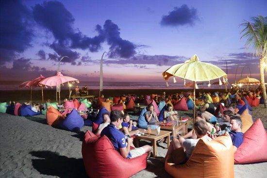 Astonishing Bean Bags And Chill Traveller Reviews The Sand Beach Bar Alphanode Cool Chair Designs And Ideas Alphanodeonline