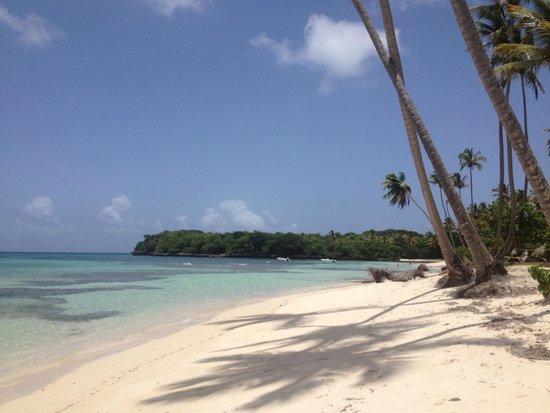 Plaza Lusitania: Beach known to owners as 'la playita'