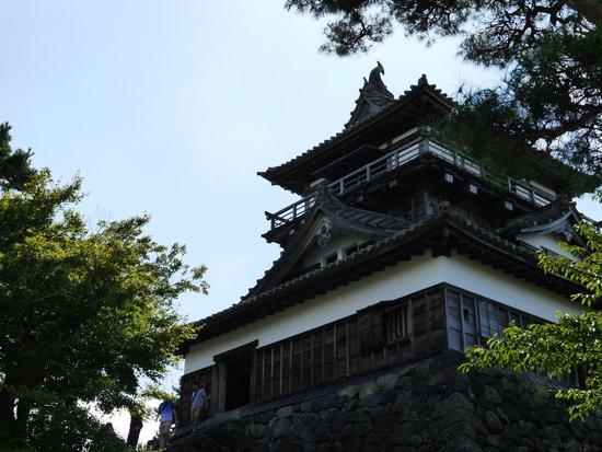 Maruoka Castle : 天守