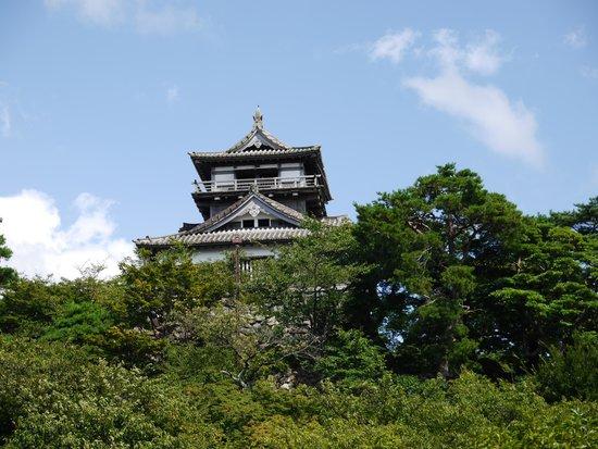 Maruoka Castle : 外観