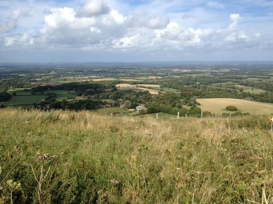 Ditchling Beacon: Ditchling