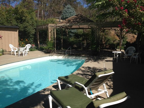 Yosemite Bed and Breakfast: Swimming pool