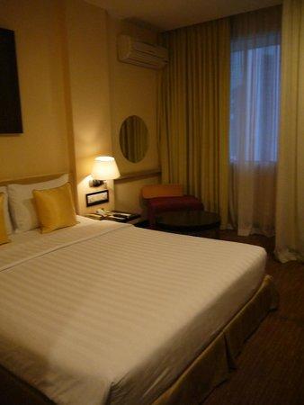 Palace Hotel Saigon: ベッドルーム