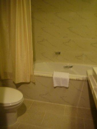 Palace Hotel Saigon: バスルーム