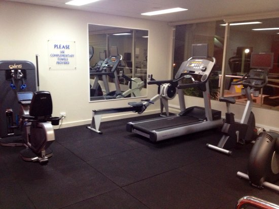 Rydges Port Macquarie: Gym - equipment was good but needed to be some weights