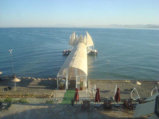 Merit Sahmaran: Brücke auf den Vansee