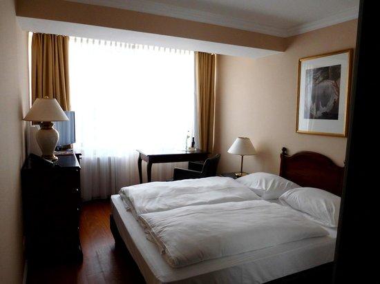 Hotel Vier Jahreszeiten Binz: Zimmer