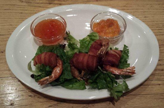 The Other Side : Fire Cracker Shrimp