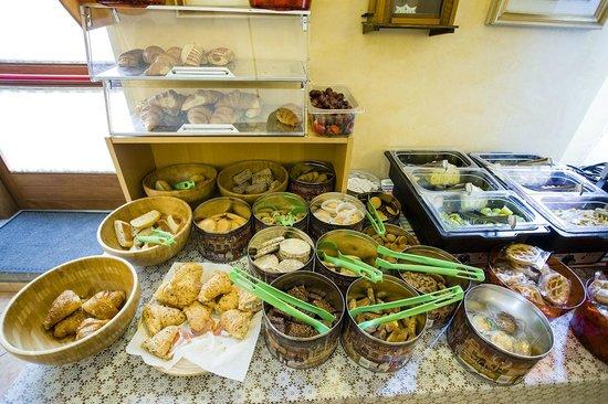 Hotel Mia Cara & Spa : The breakfast