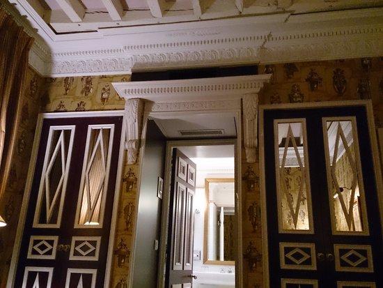 Hotel des Grands Hommes : 部屋