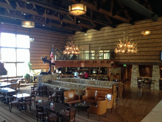 Grand Lodge at Brian Head: Bar