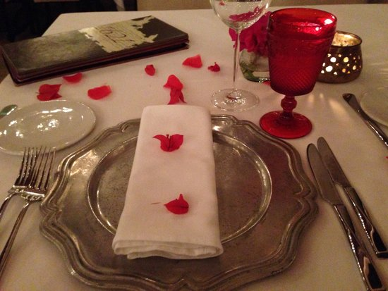 Restaurant 1621: Jantar 1621