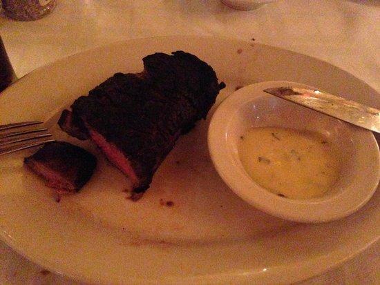 Gibsons Bar & Steakhouse: Steak