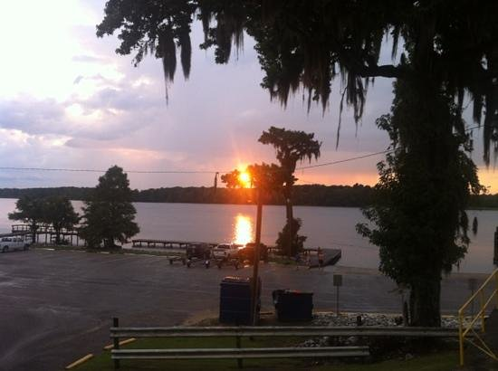 Bay Minette, AL: Sunset 9 14 14