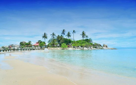 Parai Beach Resort & Spa: Parai resort - bangka beach