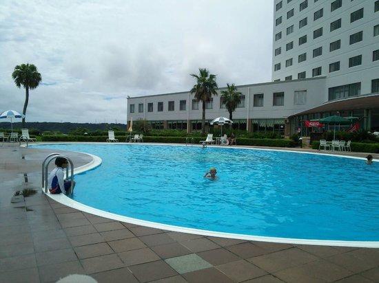 Kushimoto Royal Hotel: 外観