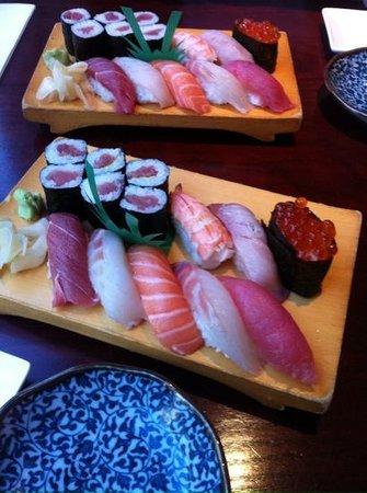 Mugen: お寿司
