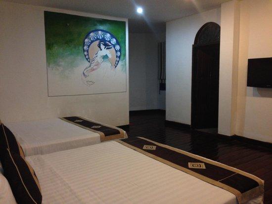 Hanoi New hotel: Very nice room and Cleen .