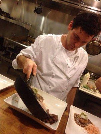 Chef Ross Web