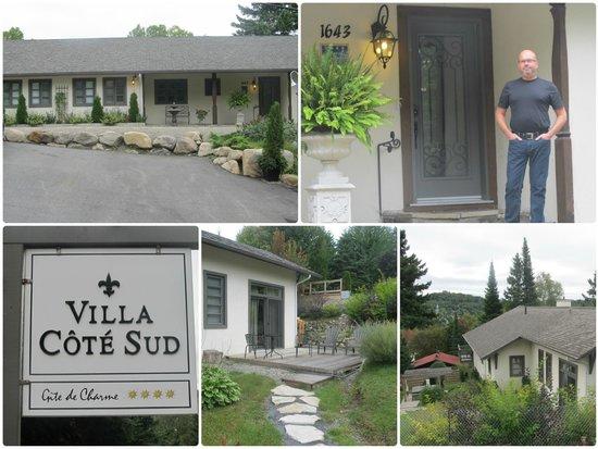Villa Côté Sud : Le Gîte