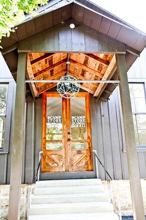 Camp Comfort Boutique B&B : Historic Social Hall