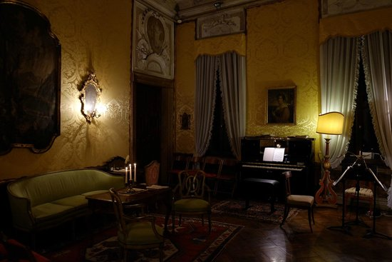 Musica A Palazzo: the setting
