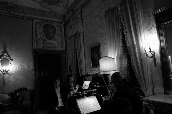 Musica A Palazzo: the musicians