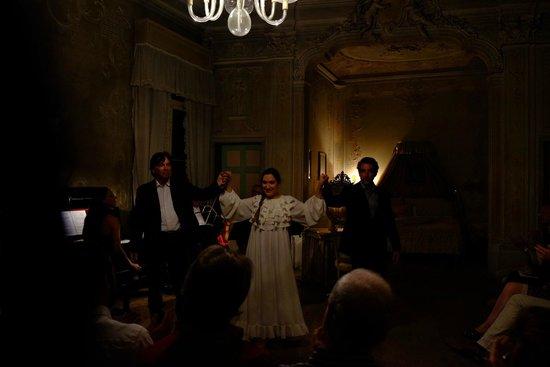 Musica A Palazzo: the cast