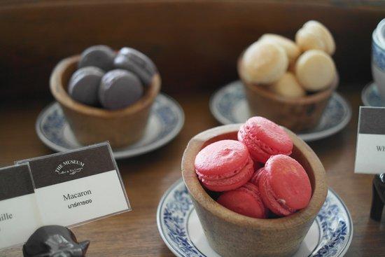 The Museum Coffee & Tea Corner: Macaroon